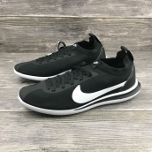 Women Nike Cortez Flyknit Black White