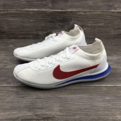 Women Nike Cortez Flyknit White Red
