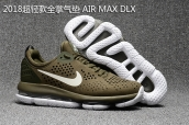 Air Max 2018 DLX Brown White