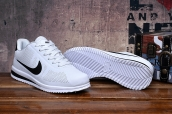 Women Nike Cortez White Black