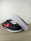 Women Nike Cortez Black Red