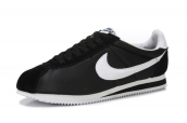 Women Nike Cortez Black White