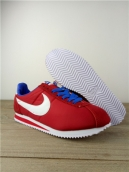 Women Nike Cortez Blue Red White