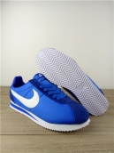 Women Nike Cortez White Blue