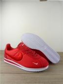 Women Nike Cortez White Red
