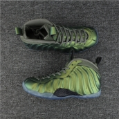 Air Foamposite One Green