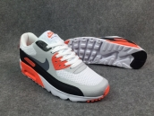 AAA Air Max 90 White Grey Black