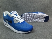 AAA Air Max 90 Blue White