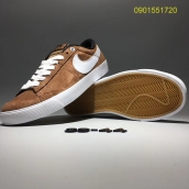 Nike Blazer Low Brown