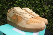 Women Nike SB Dunk Low Reverse Reese Forbes Wheat