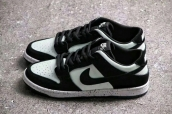 Women Nike SB Zoom Dunk Low Pro Black White