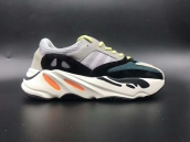 Adidas Calabasas Yeezy  Boost 700 Runner Grey Black