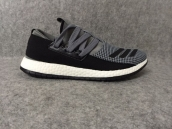 Adidas Pureboost ZG Dark Grey Black White