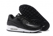 Women Nike Air Max 90 Woven Black