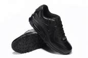 Women Nike Air Max 90 All Black