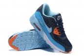 Women Nike Air Max 90 Blue