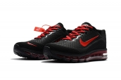 Air Max 2017 Black Red