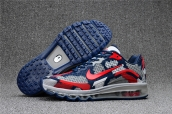 Air Max 2017 Blue Red