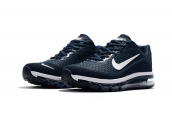 Air Max 2017 Navy Blue
