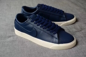 Women NikeLab Blazer Studio Low Navy Blue