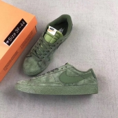 Women Nike Blazer Low Prm Vntg Green