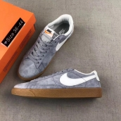 Women Nike Blazer Low Prm Vntg Grey