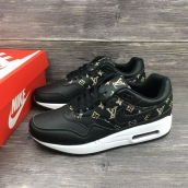 Nike Air Max 1 Custom LV Sup Black