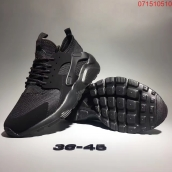 Nike Air Huarache Ultra 4 Flyknit ID All Black