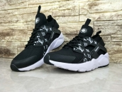 Nike Air Huarache Ultra ID LV  Supreme Black White
