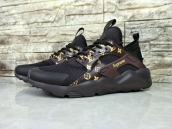 Nike Air Huarache Ultra ID LV  Supreme Brown Black