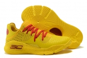 Under Armour Curry 4 Low Yellow