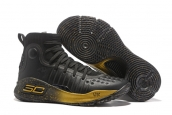 Under Armour Curry Kid Black Gold