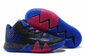Nike Kyrie 4 Black Blue