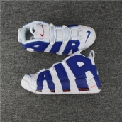 Air More Uptempo Blue White