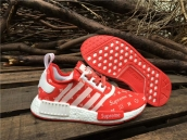 Women Adidas NMD R1 Supreme Red