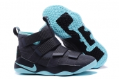 Nike Lebron Zoom Soldier 11 Black Blue