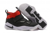 Nike Lebron Zoom Soldier 11 Black Red