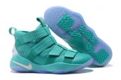 Nike Lebron Zoom Soldier 11 Light Blue