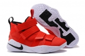 Nike Lebron Zoom Soldier 11 Red White