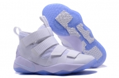 Nike Lebron Zoom Soldier 11 White