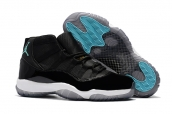 AAA Air Jordan 11 Black Blue