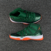 AAA Air Jordan 11 Low Green
