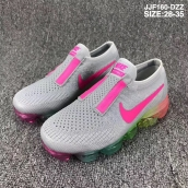 Air Max 2018 Kids Grey Pink