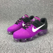 Women Air Max 2018 Black Purple