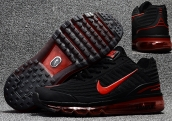 Air Max 2017 360 Black Red