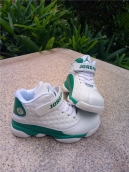 Air Jordan 13 Kids White Green
