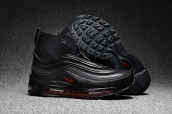 Air Max 97 High Red Black