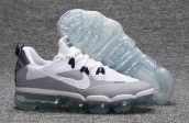 Women Nike Air Vapormax Flyknit Grey White