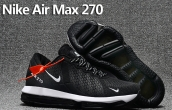 Women Nike Air Max Flair Black