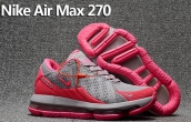 Women Nike Air Max Flair Grey Pink